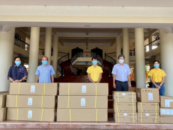 Vidogroup, Viantravel chung tay hỗ trợ người dân TP HCM
