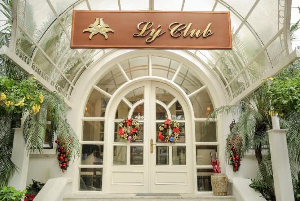 Trải nghiệm không gian kiểu Pháp tại nhà hàng Lý Club thuộc tập đoàn Vidogroup