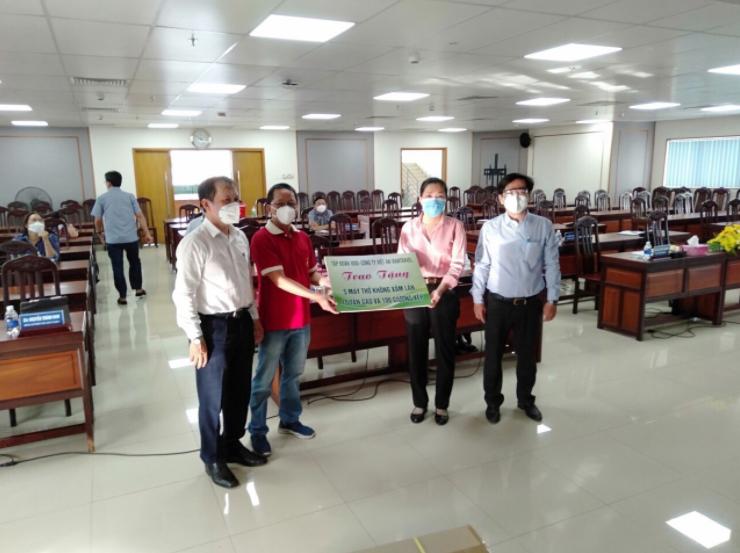 Vidogroup, Viantravel hỗ trợ người dân thành phố Hồ Chí Minh