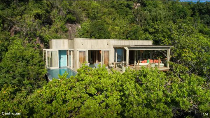 Pool Villa Tree Top Double/Twin