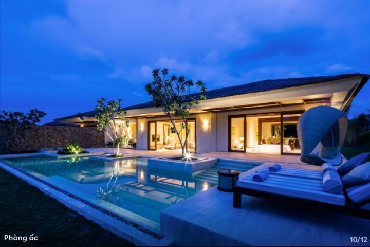 Pool Villa Ocean Three Bedroom