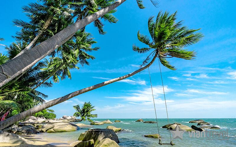 Đảo Nam Du - Thiên Đường Maldives Tại Việt Nam (2 Ngày 2 Đêm)