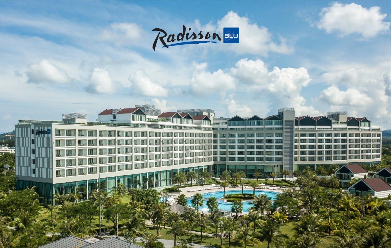 Combo 3N2D Vé Máy Bay Khứ Hồi + Radisson Blu Resort Phú Quốc 5* - Khởi hành từ Hà Nội