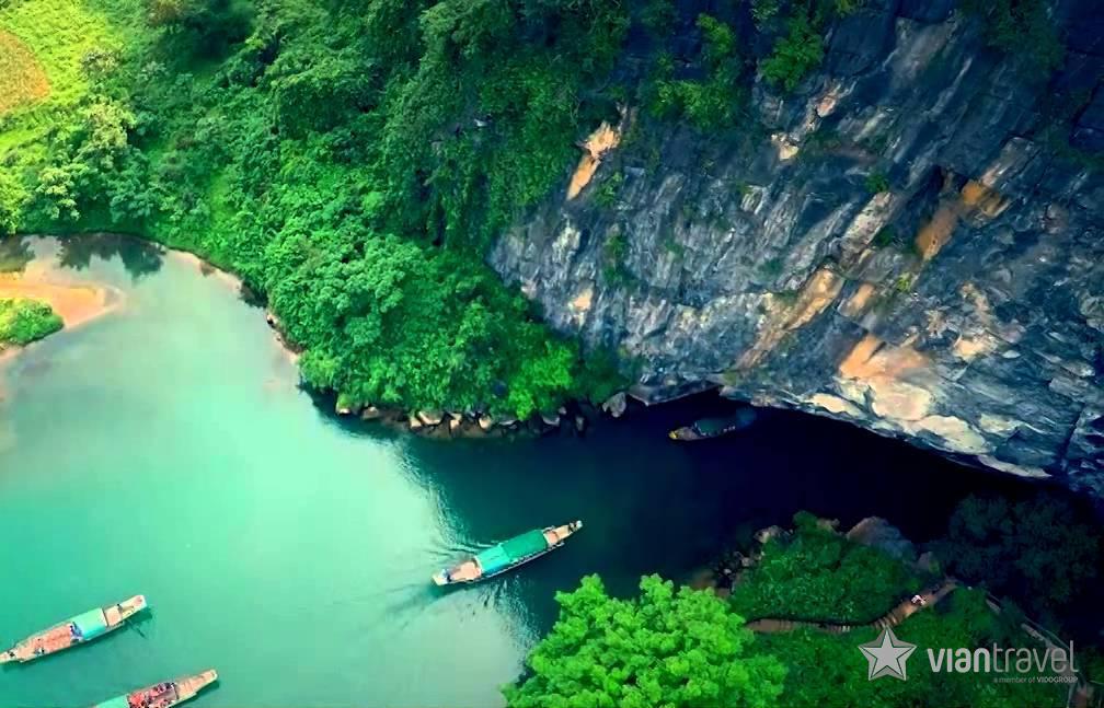 Quảng Bình - Vườn Quốc Gia Phong Nha Kẻ Bàng - Viếng Mộ Đại Tướng Võ Nguyên Giáp  (3 Ngày 2 Đêm)